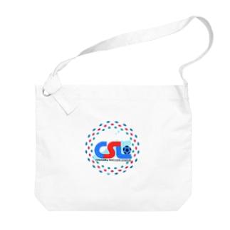 丸CSL Big shoulder bags