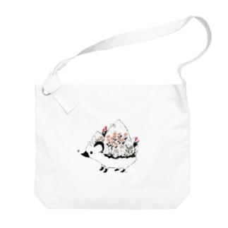 かくれんぼ (ピンク) Big shoulder bags