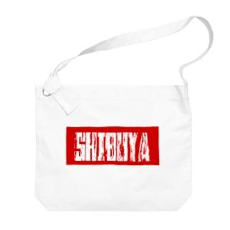 SHIBUYA Big shoulder bags