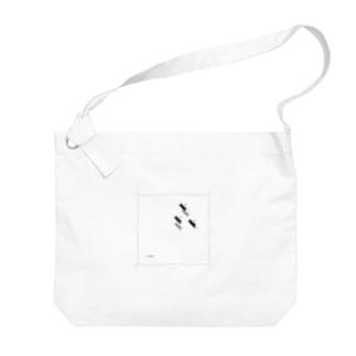 トンボ Big shoulder bags