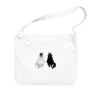 MAKAMI Big shoulder bags