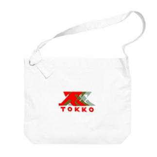 TOKKO-C Big shoulder bags