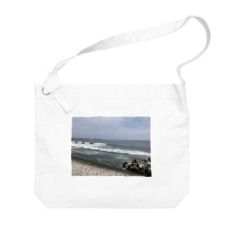 SEA Big shoulder bags