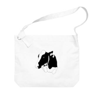 コンパクト Big shoulder bags