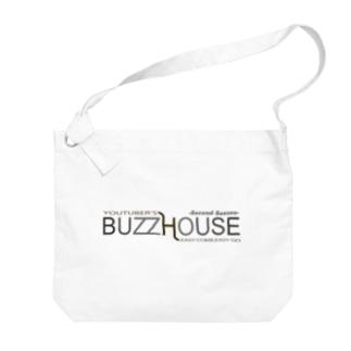 BUZZ HOUSE 2nd Big shoulder bags