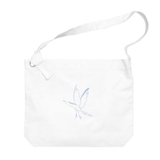 飯野 美穂 / miho iinoの空へ Big shoulder bags