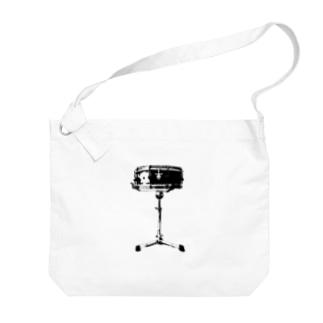 「DRUMS!!」#7 Big shoulder bags