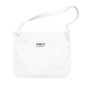 FARE/9 Big shoulder bags