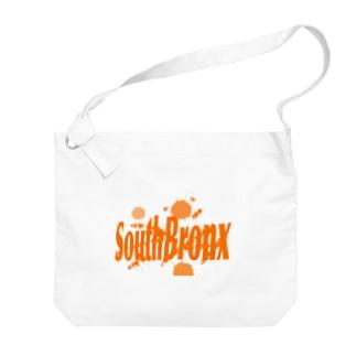 サウスブロンクス Big shoulder bags