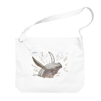 ブリーチングざとう Big shoulder bags