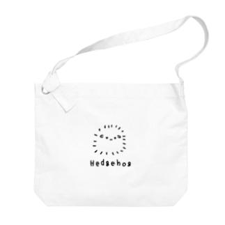 無色のハリネズミ Big shoulder bags