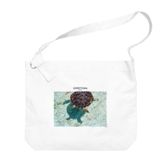 HOMETOWN_MINAMI Big shoulder bags