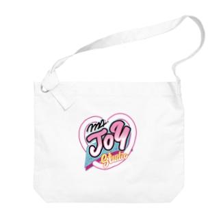 MAJOYロゴハート Big shoulder bags