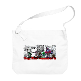 toy.the.monsters!のToy.The.monster's  Big shoulder bags