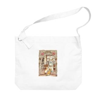 グランマのシュトーレン Big shoulder bags