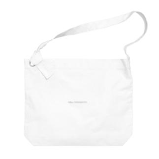 オフィスニシモトオフィシャルグッズ Big shoulder bags