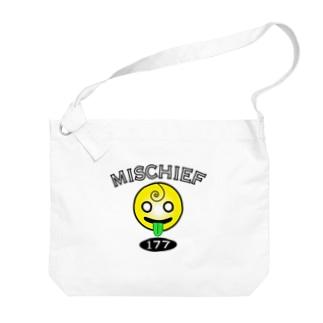 赤ちゃん「MISCHIEF」 Big shoulder bags