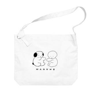 WANUMO Big shoulder bags