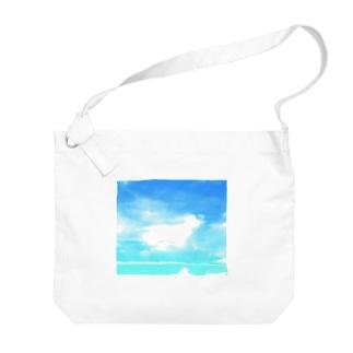 空翔ける天使 Big shoulder bags