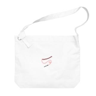 糸と針 Big shoulder bags