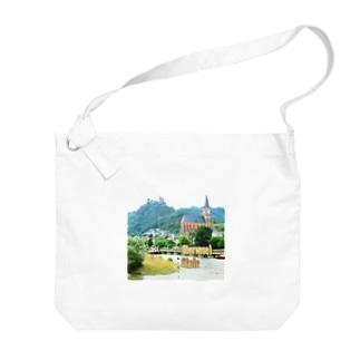 ドイツ:オーバーヴェセル Germany: Oberwesel / Rhein Big shoulder bags