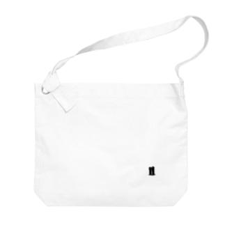 虫ちゃんたち Big shoulder bags