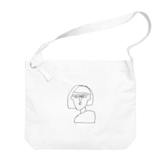 People people people .のpeople  people  people. Big shoulder bags