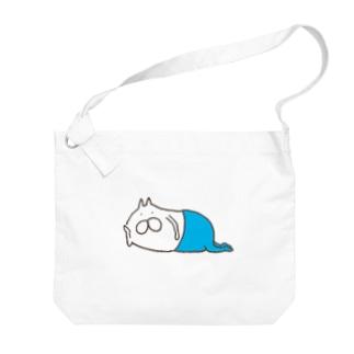 ねこタイツの日常 Big shoulder bags