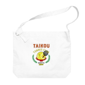 taikou Big shoulder bags