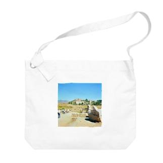 トルコ:アルテミス神殿址 Turkey: The site of the temple of Artemis / Ephesus (Efes/İzmir) Big shoulder bags