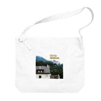 リヒテンシュタイン:ファドゥーツ城 Liechtenstein:Vaduz Castle Big shoulder bags