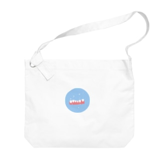 ポリデンタルソーダ Big shoulder bags