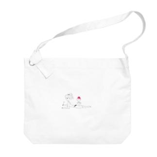 tsuchiyamadokaのホリデイ Big shoulder bags