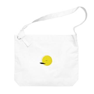 mooooon Big shoulder bags