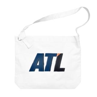 ATLANTIS OF SECOND Big shoulder bags