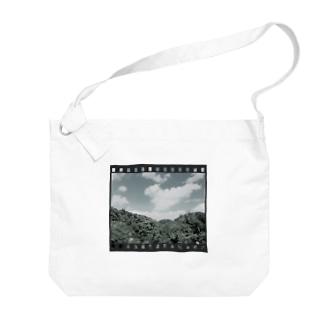 夏の車窓 Big shoulder bags