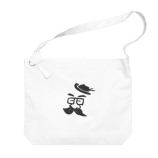 ポテト職人 Big shoulder bags