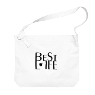 GenussmittelのBestLifeグッズ3 Big shoulder bags