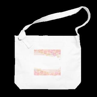 orange_honeyの桜31 Big shoulder bags