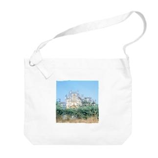 ポルトガル:バターリャ修道院 Portugal: Batalha Monastery Big shoulder bags