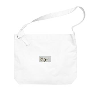 カジュアルな眼鏡 流行デザイン Big shoulder bags