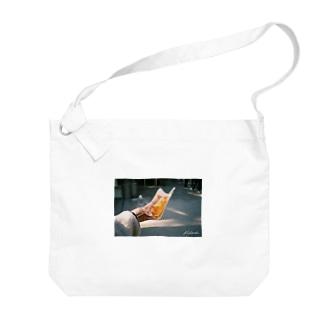 チーズドックスケーター Big shoulder bags