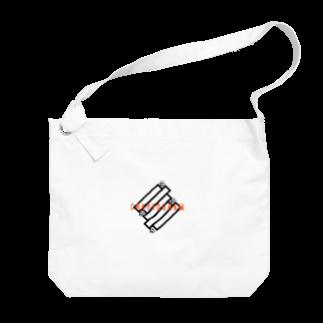 shuma0509のクリプトグラム Big shoulder bags