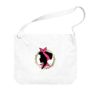 Dreamgirl Big shoulder bags