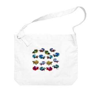 ショーベタ プラカット Big shoulder bags