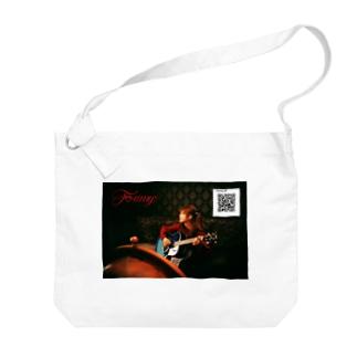 アコギTommy Big shoulder bags