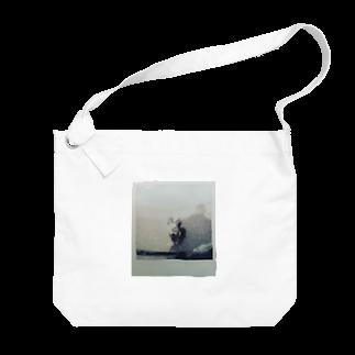 糸穂里のtoro Big shoulder bags