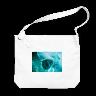 wa_d3300_のにくきゅうくん Big shoulder bags