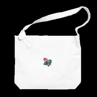 ashinouraの殻を破れ Big shoulder bags