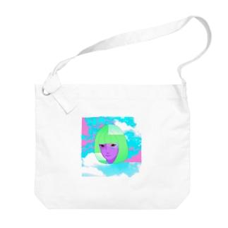 二〇二〇春 Big shoulder bags